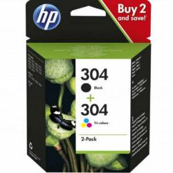 HP 304 INK CARTRIDGE COMBO...