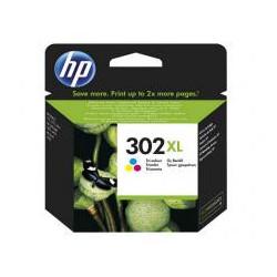 INKJET ORIG. HP 302XL COLOR...